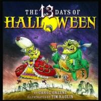 Book Review & Blog Tour: Thirteen Days of Halloween by Carol Greene