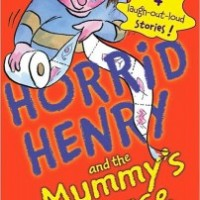 In Which My Son and I Review Horrid Henry & the Mummy's Curse