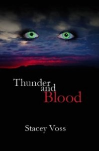 Review & Giveaway: Thunder and Blood by Stacey Voss