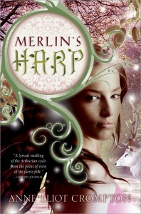 Mini-Review: Merlin's Harp by Anne Eliot Crompton