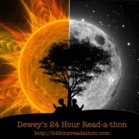 Dewey's 24-Hour Read-a-thon (October 2015): Update Post