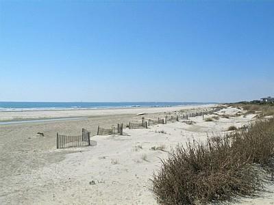 Quiet South Carolina Beach Towns