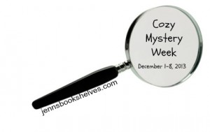 Cozy Mystery Week Day 2: Rosemary and Crime by Gail Oust