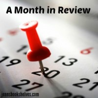 A Month in Review: November 2016