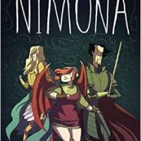 Graphic Novel Review: Nimona by Noelle Stevenson