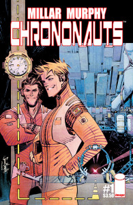 Reading through Comics, Alphabetically: Chrononauts by Mark Millar & Sean Gordon Murphy