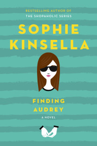 Review: Finding Audrey by Sophie Kinsella