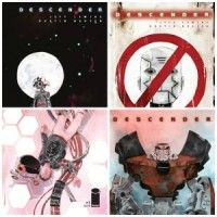 Reading Through Comics, Alphabetically: Descender by Jeff Lemire, Dustin Nguyen