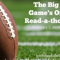 2016 Big Game's On Read-a-thon: Post-Game