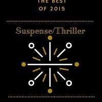 Best of 2015: Suspense/Thriller