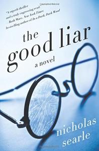 DNF: The Good Liar by Nicholas Searle