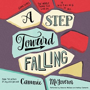 Audiobook Review: A Step Toward Falling by Cammie McGovern