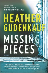 Review: Missing Pieces by Heather Gudenkauf