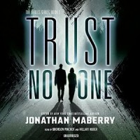 Audiobook Review: Trust No One: X-Files, Book 1