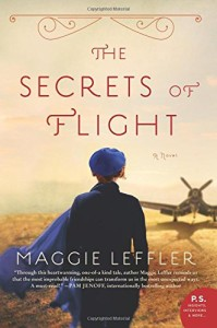 Review: The Secrets of Flight by Maggie Leffler