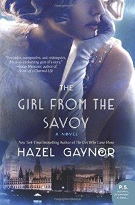 Review: The Girl from the Savoy by Hazel Gaynor