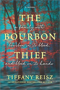 Review: The Bourbon Thief by Tiffany Reisz