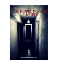 Announcing: 2016 Murder, Monsters & Mayhem!!