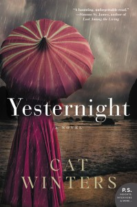 Review: Yesternight by Cat Winters