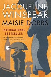Audiobook Review: Maisie Dobbs by Jacqueline Winspear