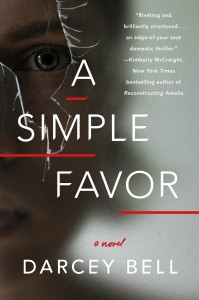 Review: A Simple Favor by Darcey Bell