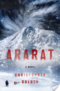 Review: Ararat by Christopher Golden